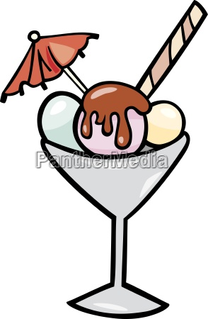 ice cream clip art cartoon illustration