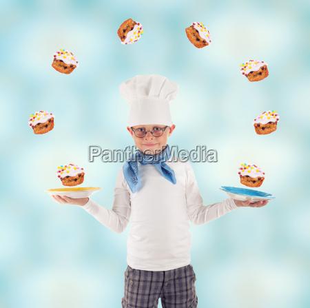 fliegende muffins