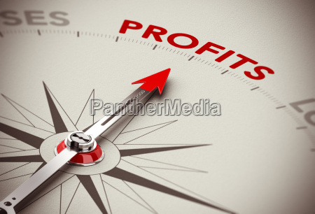 profits growth make money