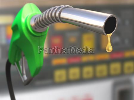 benzin drop