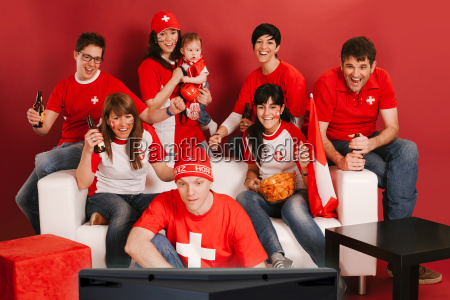 swiss sports fans excited about the