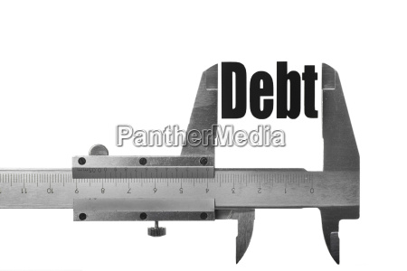 measuring debt