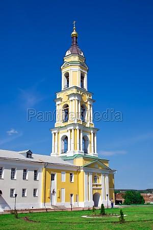 bell tower in kolomna