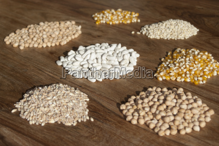 cereals and legumes