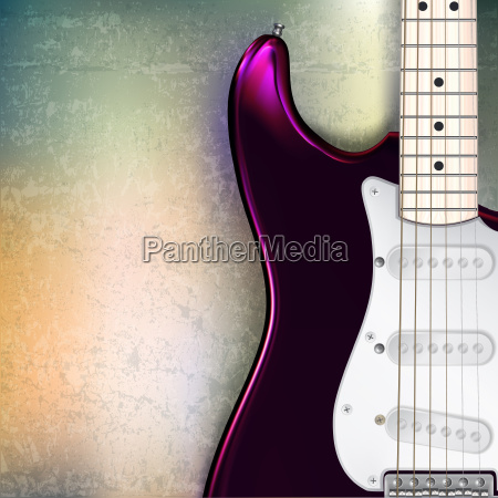 abstract grunge jazz rock background with
