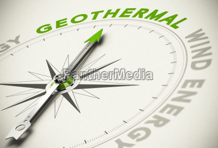 choice geothermal concept