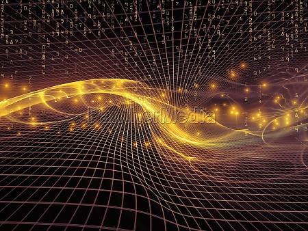 metaphorical fractal realms