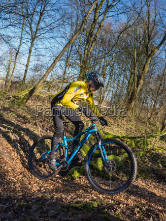 state of the art mountain bike