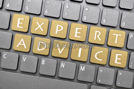 expert advice key on keyboard