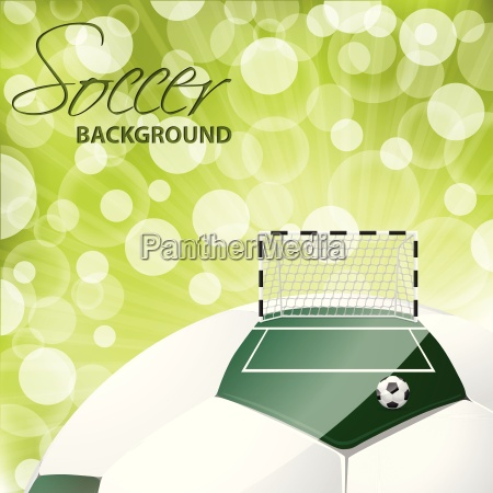 cool soccer background design