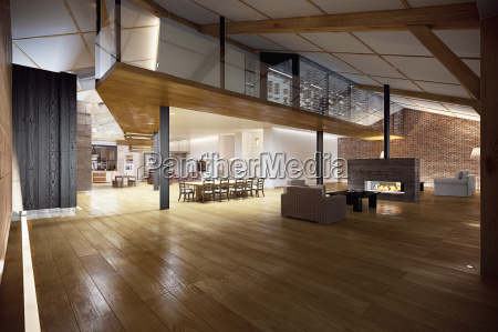 modernes apartment