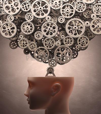 thinking machine