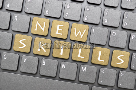 new skills on keyboard