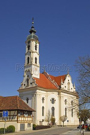 wallfahrtskirche steinhausen