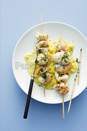 blue food aliment spice condiment colour