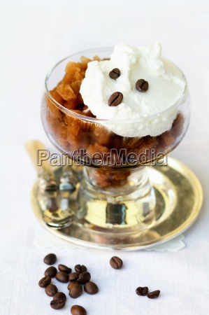 make glass chalice tumbler cup food