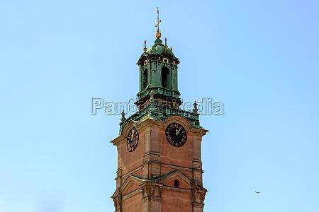 stockholm cathedral storkyrkan