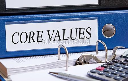 core, values, \u200b\u200b-, blau, bindemittel, im - 12070137
