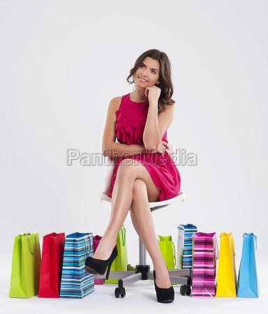 traeumen der schoenen shopper