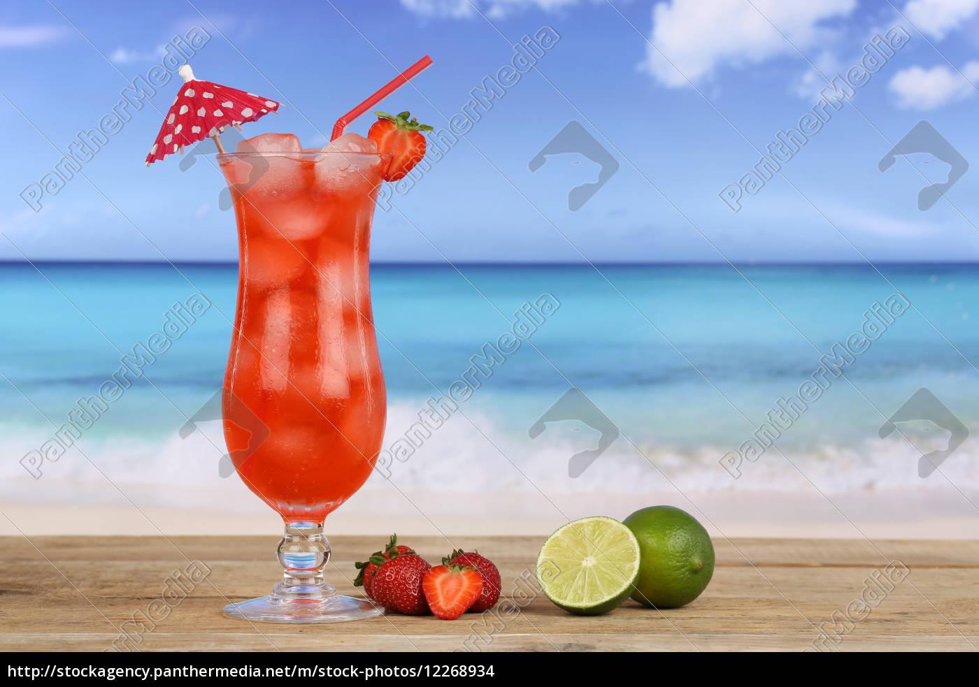 cocktail strand