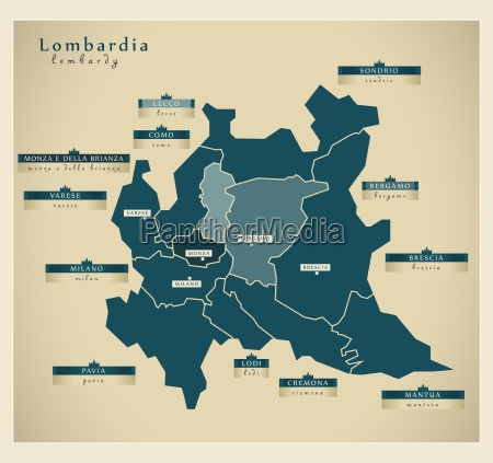 moderne landkarte lombardia it