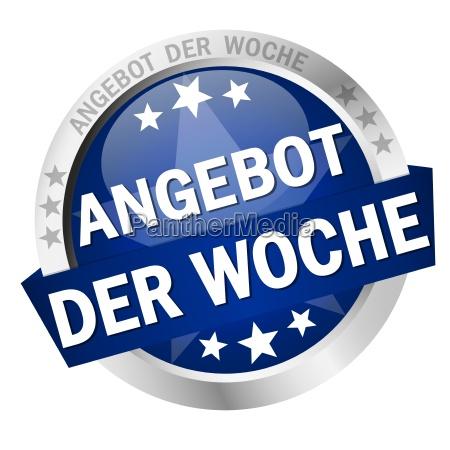 button with banner angebot der woche