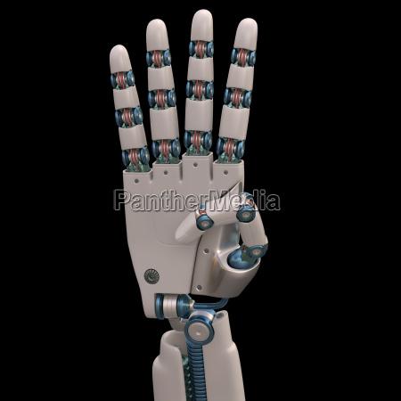 four robot