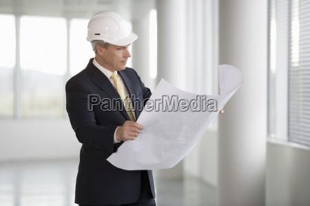 büro, arbeitszimmer, architektonisch, model, entwurf, konzept - 12900600