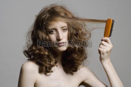 woman women colour female portrait horizontal