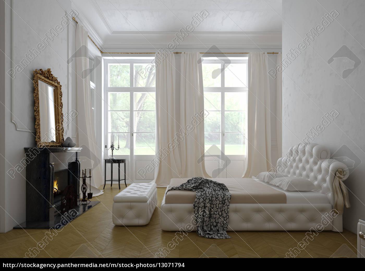 stock photo 13071794 modernen luxus schlafzimmer interieur 3d rendering