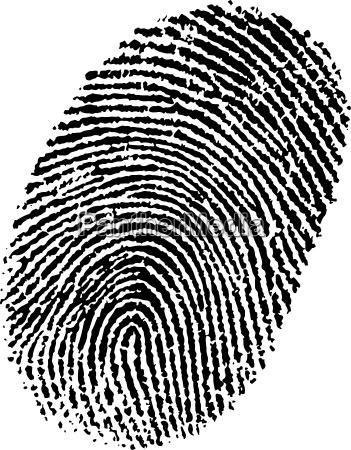 perfekt ink fingerprint