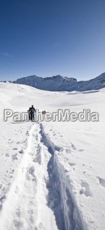 schneeschutour