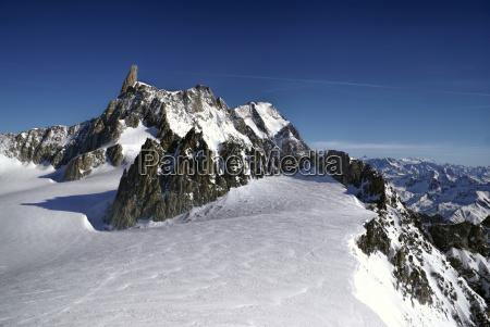 berge winter alpen europa verschneit frankreich