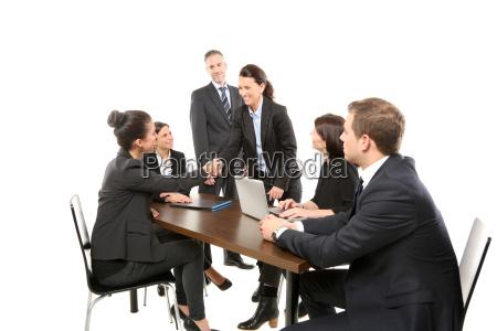 teambesprechung