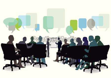 meeting seminar