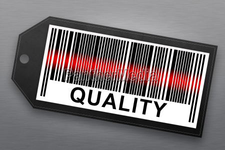 quality barcode