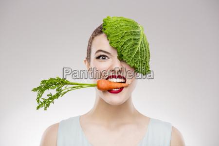 vegan stil