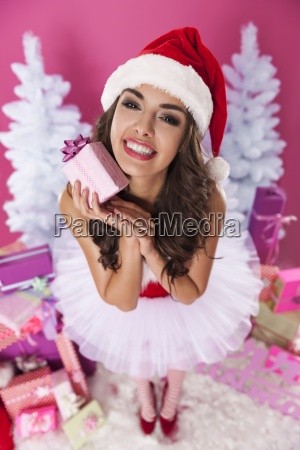 cute surprise for you from santa