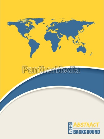 corporate brochure background design