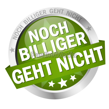 button with text noch billiger geht