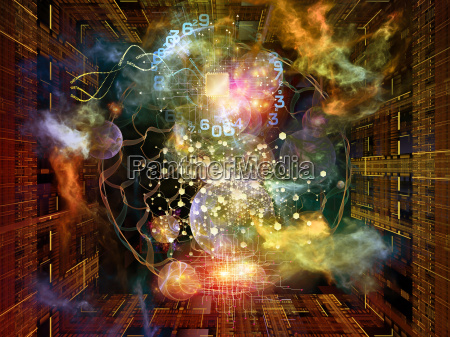 quickening of abstract visualization
