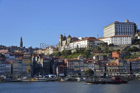 uferpanorama von porto am douro