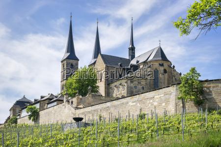 kloster st michael bamberg