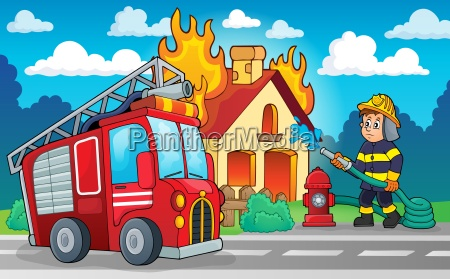 firefighter theme image 4