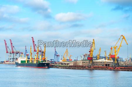 odessa sea port ukraine