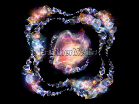 petals of jewels