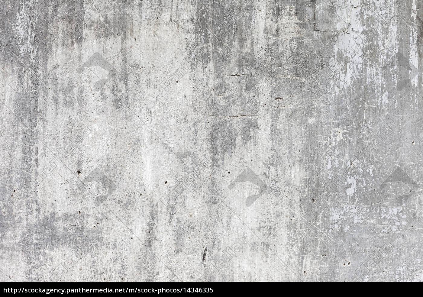 grungy wei e betonwand hintergrund lizenzfreies bild 14346335 bildagentur panthermedia. Black Bedroom Furniture Sets. Home Design Ideas
