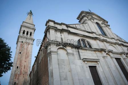 saint euphemia basilica in rovinj