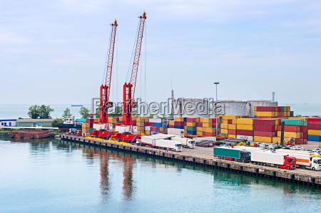 batumi sea port georgia
