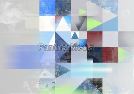 ziel abstrakt konzept textur